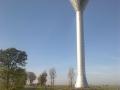 Wieża Ciśnień przy ul. Jabłoniowej w Kaźmierzu